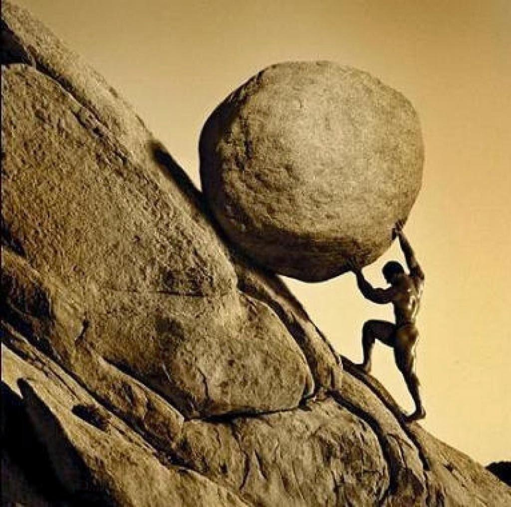 repousser les limites d'un entrepreneur