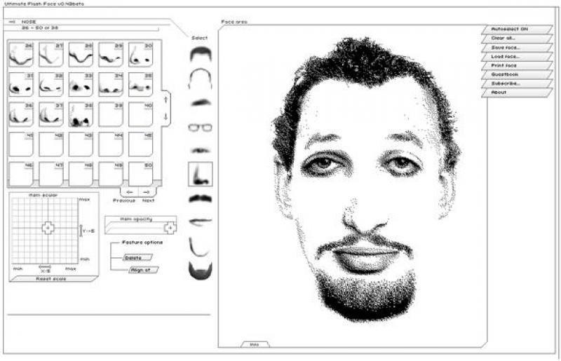 Identifier ses clients en faisant leur portrait robot