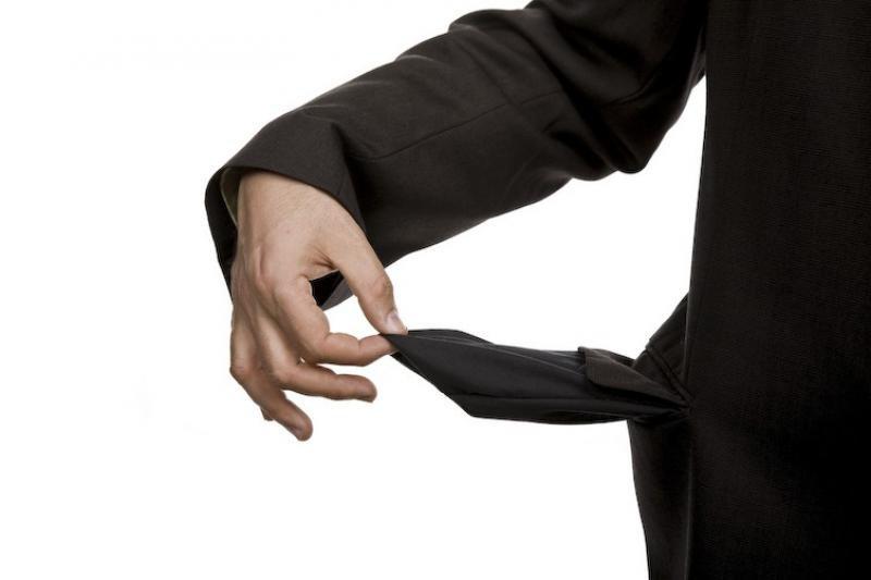 Au bord de la faillite d'une entreprise individuelle